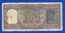 100 Rs  DIAMOND ISSUE - L K JHA ~1968  ~RARE