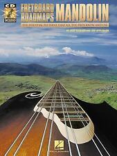 Fretboard Roadmaps - Mandolin: The Essential Patterns That All the Pros Know an