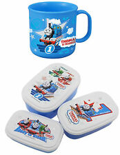Thomas the Tank Engine Cup and Three Lunch Cases Sold All Together