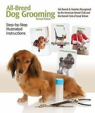 All-Breed Dog Grooming by Denise Dobish (2011, Hardcover, Revised)