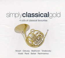 [NEW] 4CD: SIMPLY CLASSICAL GOLD