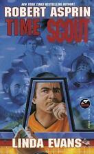 Time Scout Asprin, Robert, Evans, Linda Mass Market Paperback
