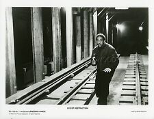 GREGORY HINES RENE SOUTENDIJK EVE OF DESTRUCTION 1991 2 VINTAGE PHOTOS ORIGINAL
