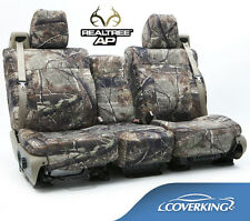 NEW Full Printed Realtree AP Camo Camouflage Seat Covers / 5102033-34