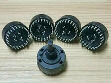 Rotary 1 Pole 24 Way Selector Switch  SP24T Break-Before-Mak 20mm Knurled Shaft