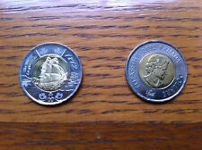 "CANADA, 2012, ""TWO DOLLAR ~ WAR OF LA GUERRE DE"" $2 COIN. FRESH UNCIRCULATED"