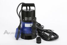 New 1/2 HP Submersible Dirty Clean Water Pump Flooding Tools Pool Draining Tool
