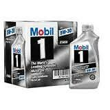 5w30 MOBIL-1 Fully Synthetic Motor Oil 6 Quarts in Case - New Stock!!
