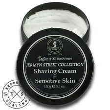 Taylor of Old Bond Street Jermyn St Shaving Cream 150g (tc150g-jermynsensitive)