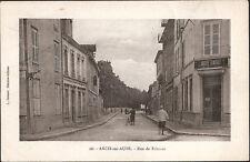 ARCIS sur AUBE (10) - Rue de Brienne