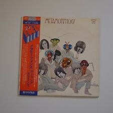 ROLLING STONES - Metamorphosis - 1975 ORIGINAL LP JAPAN
