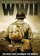 WWII: The War That Changed the World (DVD, 2011, 11-Disc Set) - NEW!!