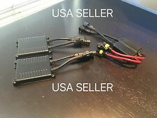 2 REAL AC HIGH QUALITY 55W DIGITAL XENON HID REPLACEMENT BALLAST W/ US WARRANTY