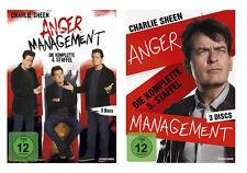 6 DVDs * ANGER MANAGEMENT – SEASON / STAFFEL 4 + 5 IM SET # NEU OVP $