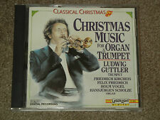 CLASSICAL CHRISTMAS  Music for Trumpet and Organ (CD, Music, 1990, Laserlight)