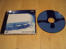 MUSE TIME IS RUNNING OUT GERMAN/MOTOR  DVD **MINT CONDITION**  RARE!!