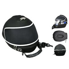 Helmet Bag PRO-BIKER Motorcycle Helmet Carring Backpack Luggage Case Black