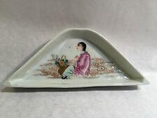 Magnifique coupelle en porcelaine de Chine 19ème