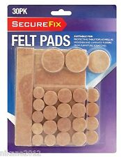 felt pads furniture laminate floor protectors 30 pack quality new feet