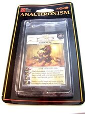 2004 Factory Sealed Lot of 16 Packs of 5 Card Pack Anachronism - Herakles Shows