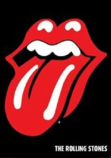 The Rolling Stones Tongue and Lip Logo Music Poster Print, New, 24x36