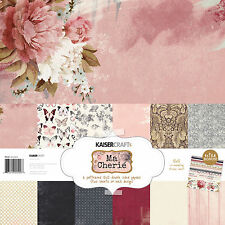 KaiserCraft Ma Cherie 12x12 Collection Paper Pack