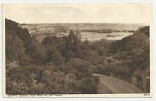 Postcard, Guernsey, General View From Val Des Terres