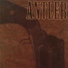 Antler - Nothing That A Bullet Couldn't Cure  CD Neu