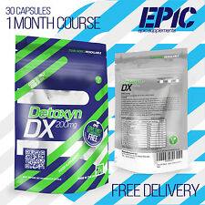 SimplySlim Detoxyn Natural Detox Weight Loss Colon Cleanse Diet Slimming Pills