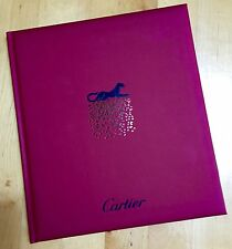 Cartier Jewellery Collection Catalogue 2010 Book Panthère Catalogo Joyeria Rings