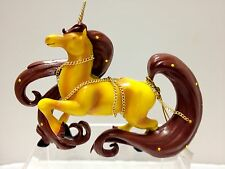 Golden Happiness Unicorn Figurine - The Power of Colour Bradford Exchange