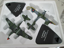 2er set me 262 y Hawker temptest V avion/Altaya metal 1:72 yakair