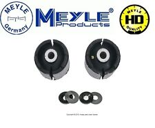 BMW E46 3-Series Rear Trailing Arm Bushing Limiter Kit By Meyle HD NEW