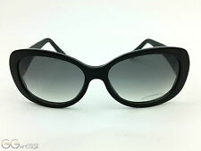 Cartier JANIS Woman Black Sunglasses Sonnenbrille Plastic Frame Case Box + Paper