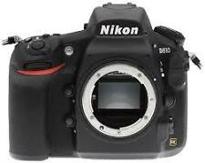 Nikon D810 36.3 Megapixels Digital Camera - Black (Body Only)