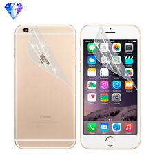 2x iPhone 6 Plus Displayfolie Schutzfolie Folie LCD Diamond Glitzer Schimmer F/B