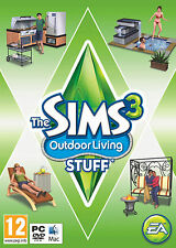 THE SIMS 3: Outdoor Living Stuff (PC/MAC, REGIONE-free) Origine Download Chiave