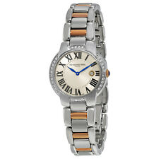 Raymond Weil Jasmine Diamond Silver Dial Two-tone Ladies Watch 5229-S5S-00659