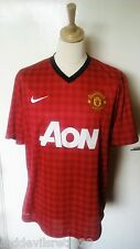 Manchester United 2012-2013 Offiical Nike Football Shirt (Youths 13-15 Years)