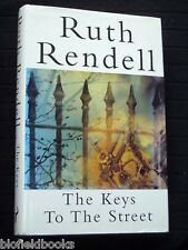 RUTH RENDELL: The Keys to the Street-HB Crime-1996-1st