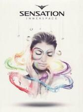 SENSATION 2011 INNERSPACE = THE SHOW + LIVE CD =DVD+CD= HOUSE TECHNO ID&T !!!