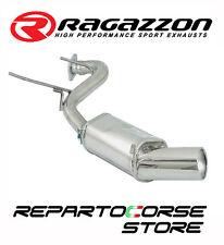 RAGAZZON SCARICO TERM.LE TONDO 102MM ALFA GTV 916 / SPIDER 2.0 16V 110kW 150CV