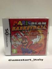 MARIO SLAM BASKETBALL (NINTENDO DS) NUOVO SIGILLATO - NEW