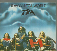 TSA - HEAVY METAL WORLD CD MMP 2004 RARE OOP CD POLSKA POLAND POLEN POLONIA