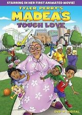 Tyler Perry's Madea's Tough Love (DVD, 2015) Animated
