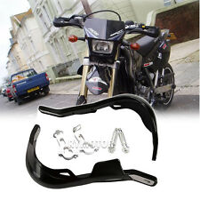 Black Hand Guards For Suzuki DRZ 400 RM 80 Kawasaki KX KLX KMX KDX KLR 250 450