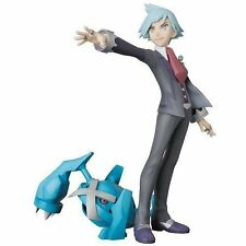 Pokemon PPP Steven Stone With Metagross PVC Statue