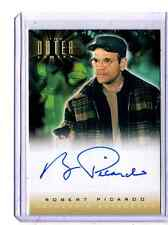 Outer Limits A8 Robert Picardo  auto card