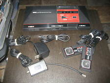 Sega Master System Used Console With Game And Controller