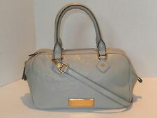 Marc by Marc Jacobs 'Washed Up' Valentina Leather Satchel, Warm Zinc  Msr: $428